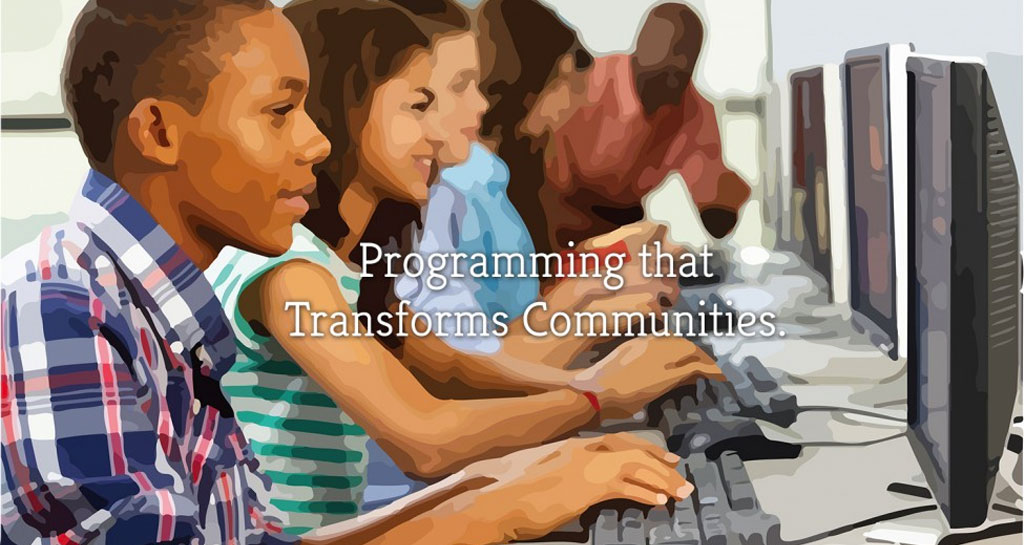 Programming that Transforms Communities